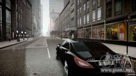 ENBSeries specially for Skrilex para GTA 4 tercera pantalla