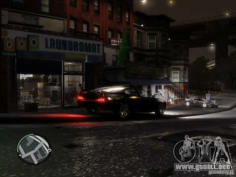 Dodge Interpid V6 para GTA 4 left
