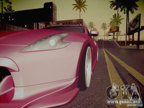 Nissan 370Z Fatlace para el motor de GTA San Andreas