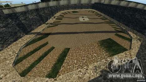 Laguna Seca [HD] Retexture para GTA 4 novena de pantalla