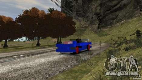 LEGOCAR para GTA 4