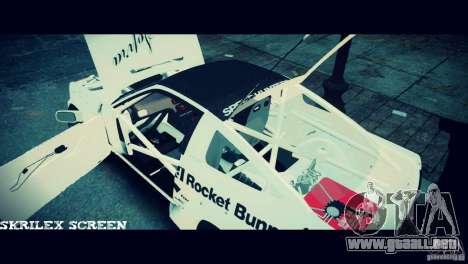 Nissan 380sx BenSpora para GTA 4 vista lateral