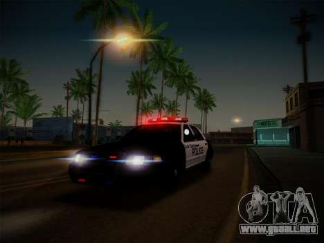ENBSeries by Treavor V2 White edition para GTA San Andreas séptima pantalla