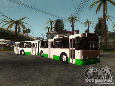 ZiU 683 para la visión correcta GTA San Andreas