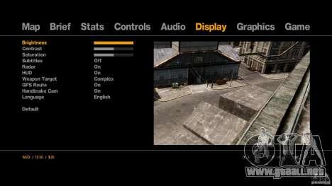 Low End PC ENB By batter para GTA 4 twelth pantalla