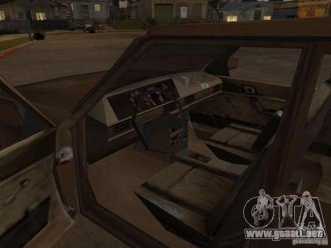 Máquina de CoD MW 2 para visión interna GTA San Andreas