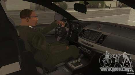 Proton Inspira v1 para visión interna GTA San Andreas