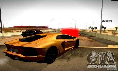 Drag Track Final para GTA San Andreas sexta pantalla