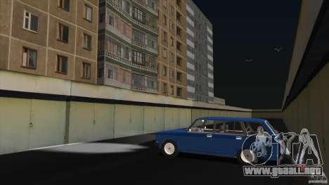 Arzamas beta 2 para GTA San Andreas tercera pantalla
