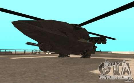 MQ Drone from BO2 para la visión correcta GTA San Andreas
