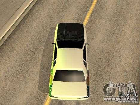 Elegía por Foresto_O para visión interna GTA San Andreas