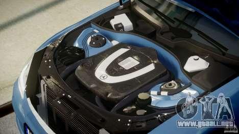 Mercedes-Benz S63 AMG [Final] para GTA 4 visión correcta