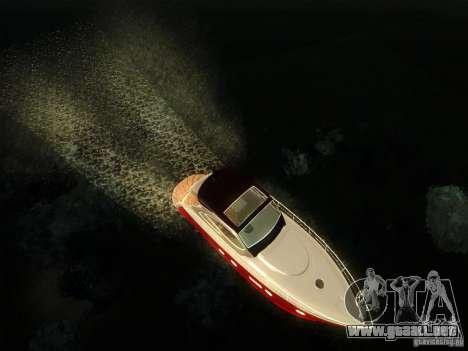 ENBSeries by muSHa para GTA San Andreas sucesivamente de pantalla