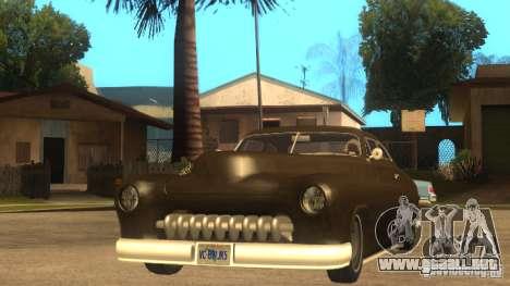 Hermes HD para la visión correcta GTA San Andreas