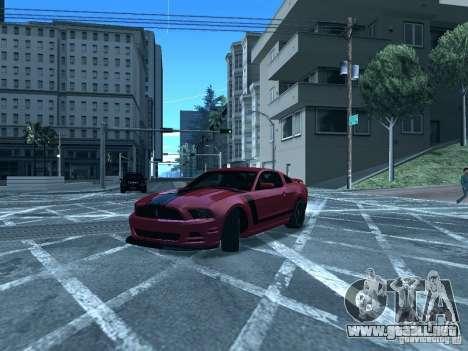 ENB Series By Raff-4 para GTA San Andreas quinta pantalla