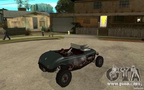 Deuce Brutal Legend para la visión correcta GTA San Andreas
