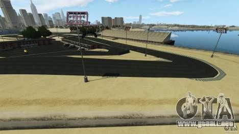 Laguna Seca [HD] Retexture para GTA 4 twelth pantalla
