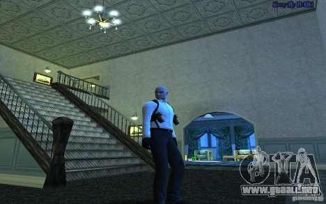 Agent 47 para GTA San Andreas