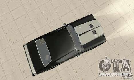 Buick GSX Stage-1 para la visión correcta GTA San Andreas