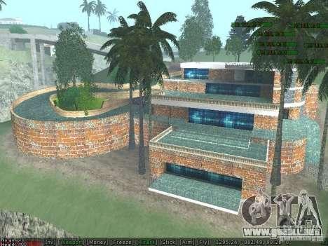 Nueva Villa Med-Dogg para GTA San Andreas