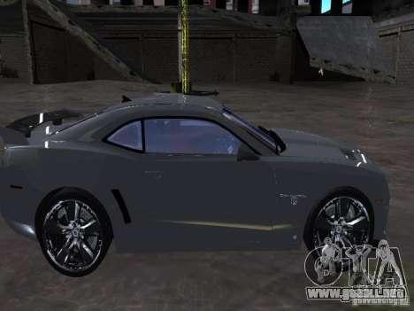 ENBSeries desde Rinzler para GTA San Andreas sexta pantalla