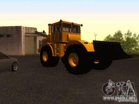 Kirovets k-700 para la visión correcta GTA San Andreas