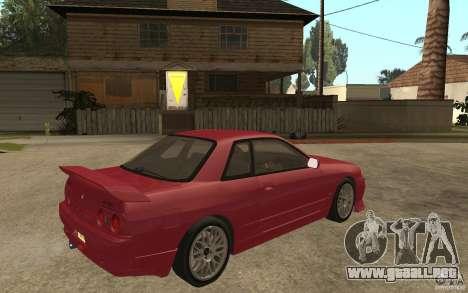 Nissan GTS-T 32 Beta para la visión correcta GTA San Andreas