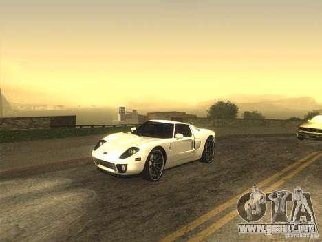 ENB v1 by Tinrion para GTA San Andreas