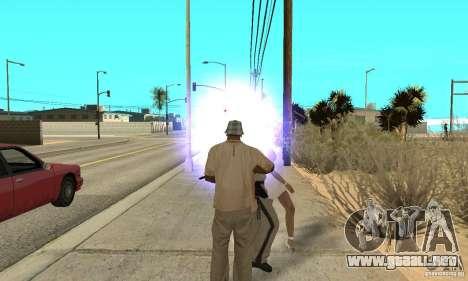 Hipnosis en San Andreas para GTA San Andreas séptima pantalla