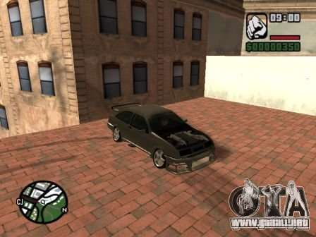Ford Sierra Drift para GTA San Andreas