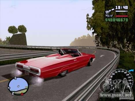 ENB Series v1.5 Realistic para GTA San Andreas séptima pantalla