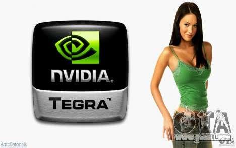 Las pantallas de arranque Megan Fox para GTA San Andreas