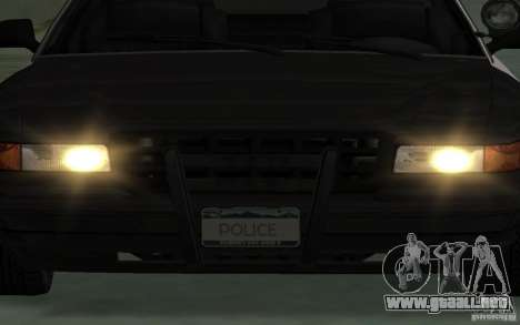 The best effects from GTA IV para GTA San Andreas séptima pantalla