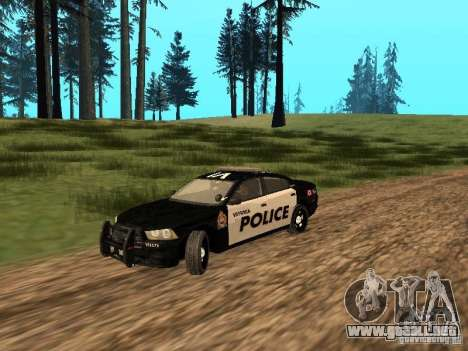 Dodge Charger Canadian Victoria Police 2011 para GTA San Andreas