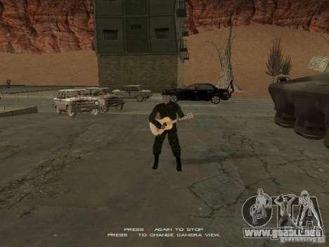 Soldados del ejército ruso para GTA San Andreas tercera pantalla