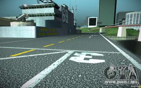 Portaaviones V2 Final para GTA San Andreas tercera pantalla