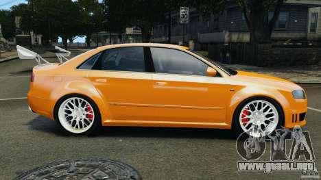 Audi RS4 EmreAKIN Edition para GTA 4 left