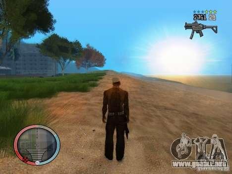 GTA IV HUD Final para GTA San Andreas séptima pantalla