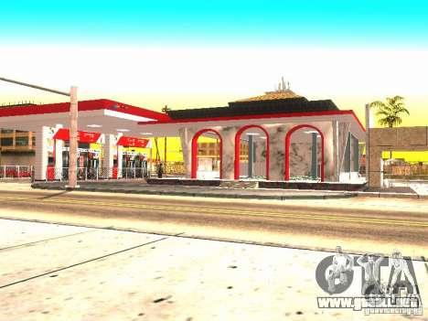 Mezquita y animación oración para GTA San Andreas segunda pantalla