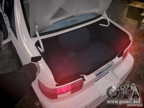 Chevrolet Caprice 1993 Rims 1 para GTA 4 ruedas