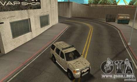 Ford Explorer 2002 para el motor de GTA San Andreas