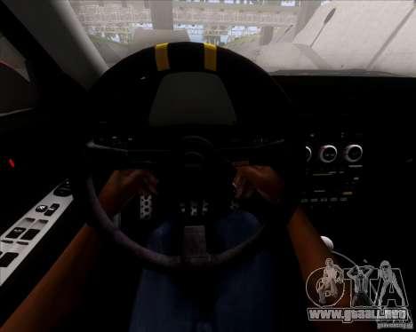 Lexus IS300 Hella Flush para vista inferior GTA San Andreas