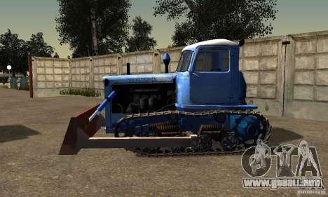 Niveladora de Kazajstán DT-75 para GTA San Andreas left