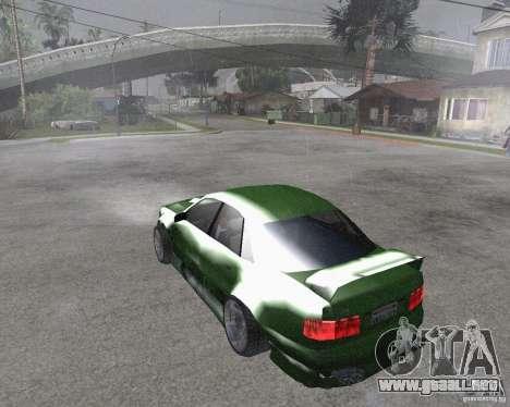 Audi S8 RS Look para GTA San Andreas left