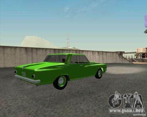 Plymouth Savoy 1962 para la visión correcta GTA San Andreas