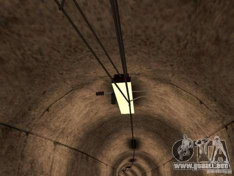 Línea ferroviaria de alta velocidad para GTA San Andreas tercera pantalla