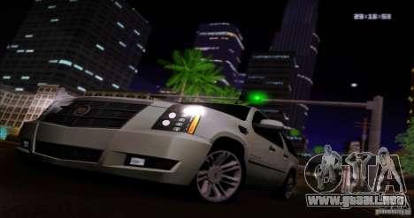 Paradise Graphics Mod (SA:MP Edition) para GTA San Andreas tercera pantalla