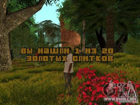 Isla tropical para GTA San Andreas séptima pantalla
