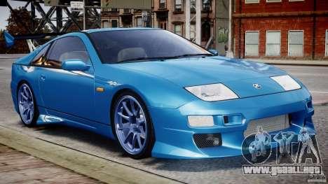 Nissan 300 ZX 1994 v1.0 para GTA 4 left