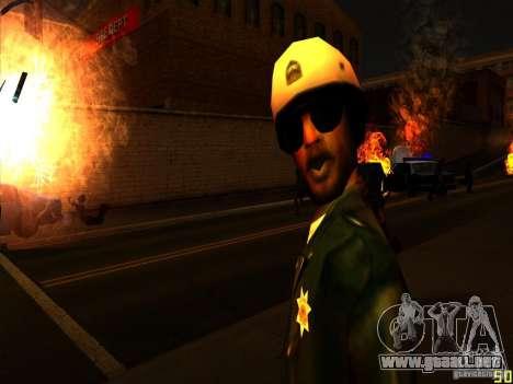 Arreglar animaciones faciales para GTA San Andreas segunda pantalla